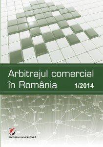 Arbitrajul comercial in Romania