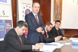 Dragos Calin Ionut Galea Nicolae Ploesteanu Mihai Sandru