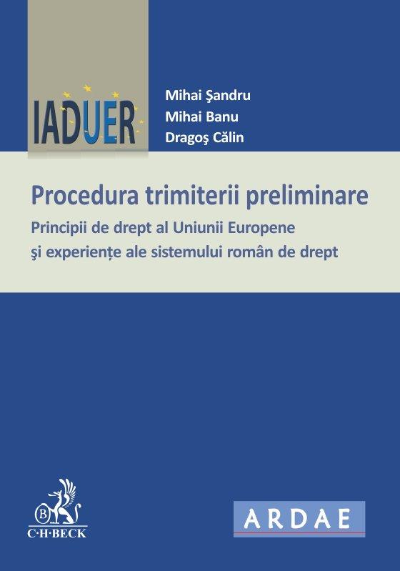 IADUER –  o colectie ARDAE la Editura C. H. Beck
