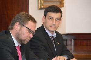 Nicolae Ploesteanu Mihai Sandru