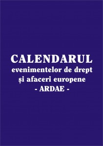 evenimente europene ARDAE